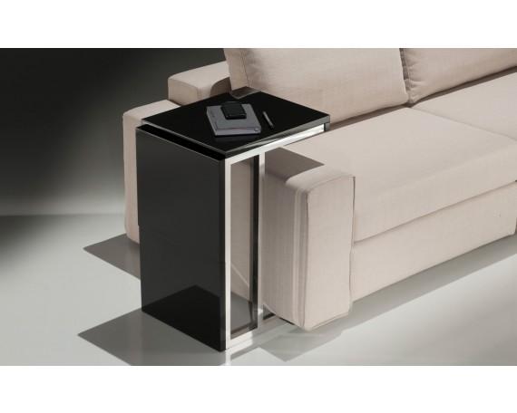 Mesa Para Sofá Extensível em Laca - GRETA
