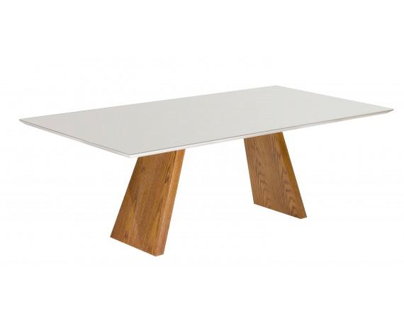 Mesa de Jantar de 1,60m a 2,20m - NIRVANA