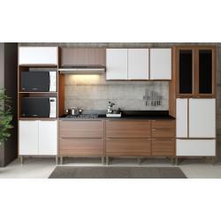Kit Cozinha Toscana 7 Módulos 3,30m - 0166