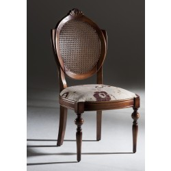 Cadeira Amistad - Encosto Tela - Deguile Clássica