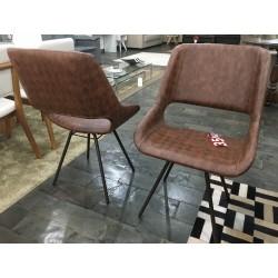 Cadeira de Jantar - CONHAQUE