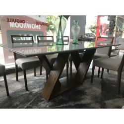 Mesa de Jantar 2,00m - FLORA