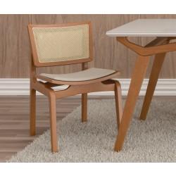 Cadeira de Jantar - VERONICA, fundo ambientado