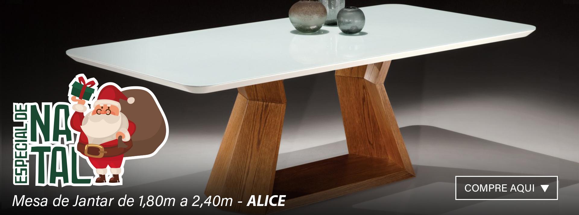Mesa de Jantar Alice