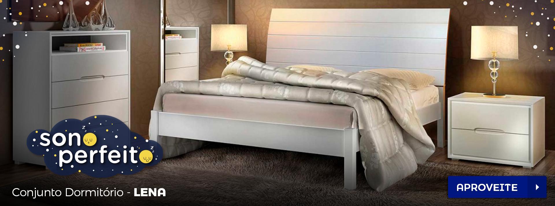 Conjunto Dormitório - LENA
