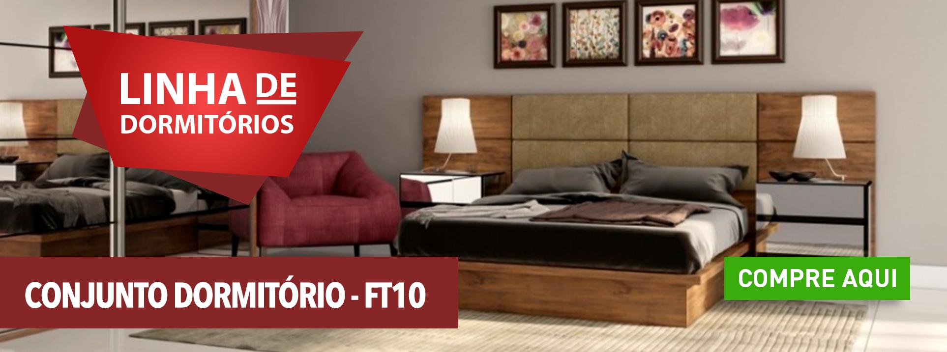 Conjunto Dormitório - FT10