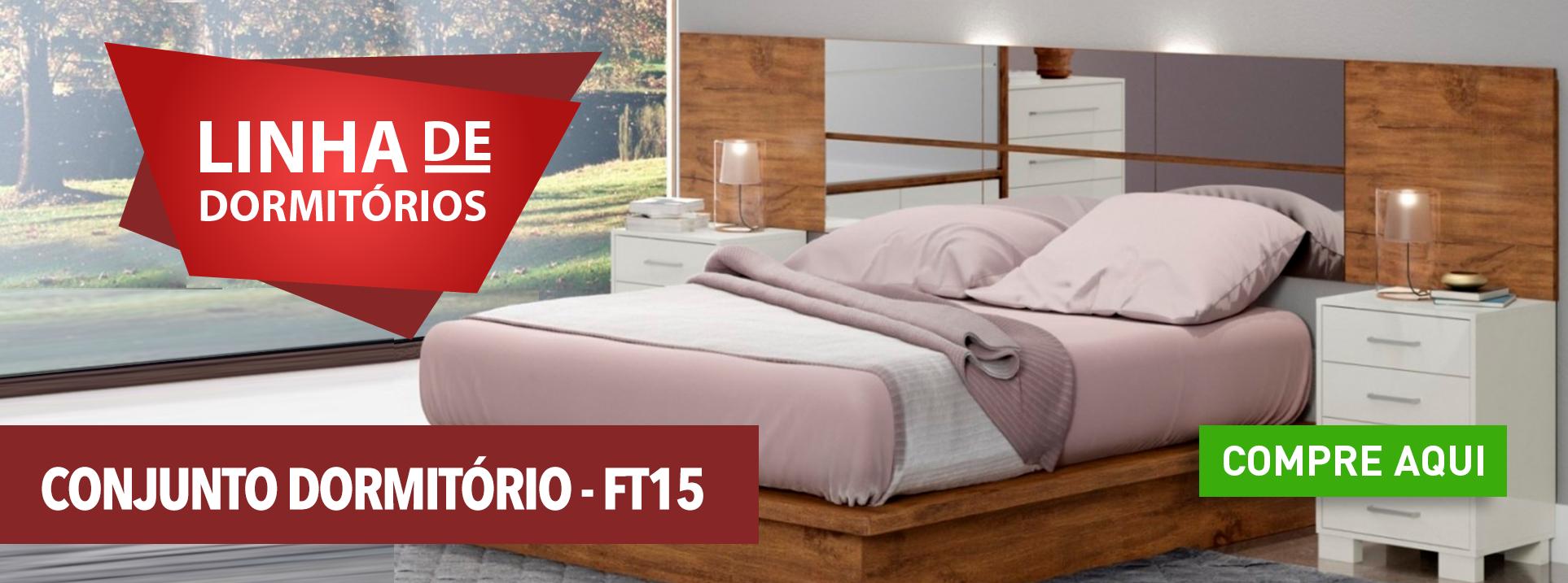 Conjunto Dormitório - FT15