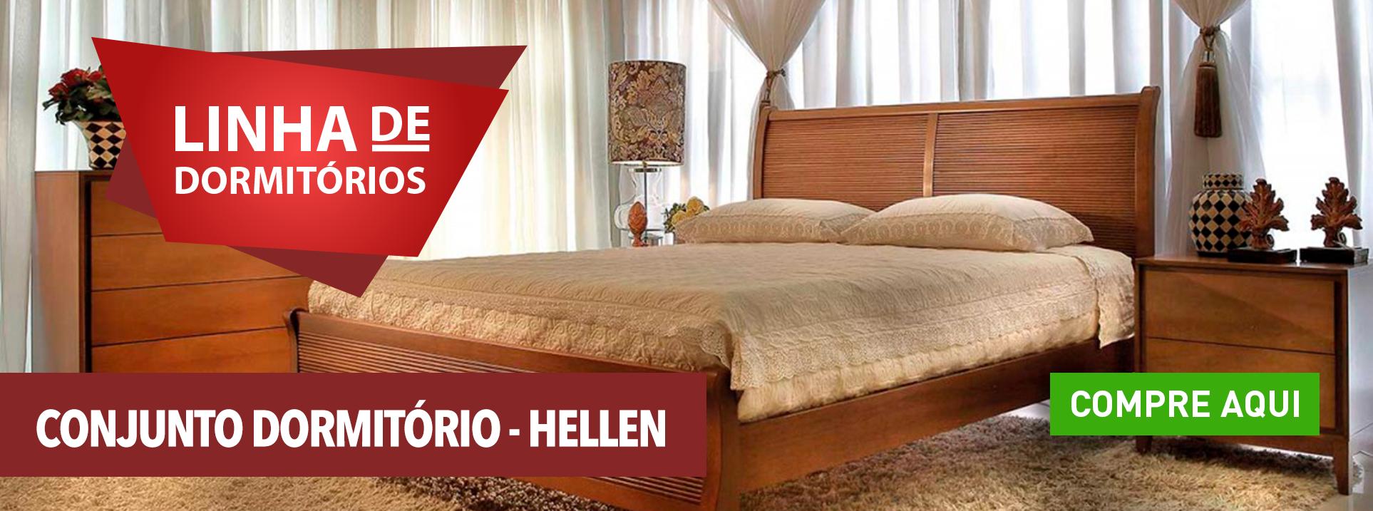 Conjunto Dormitório - HELLEN