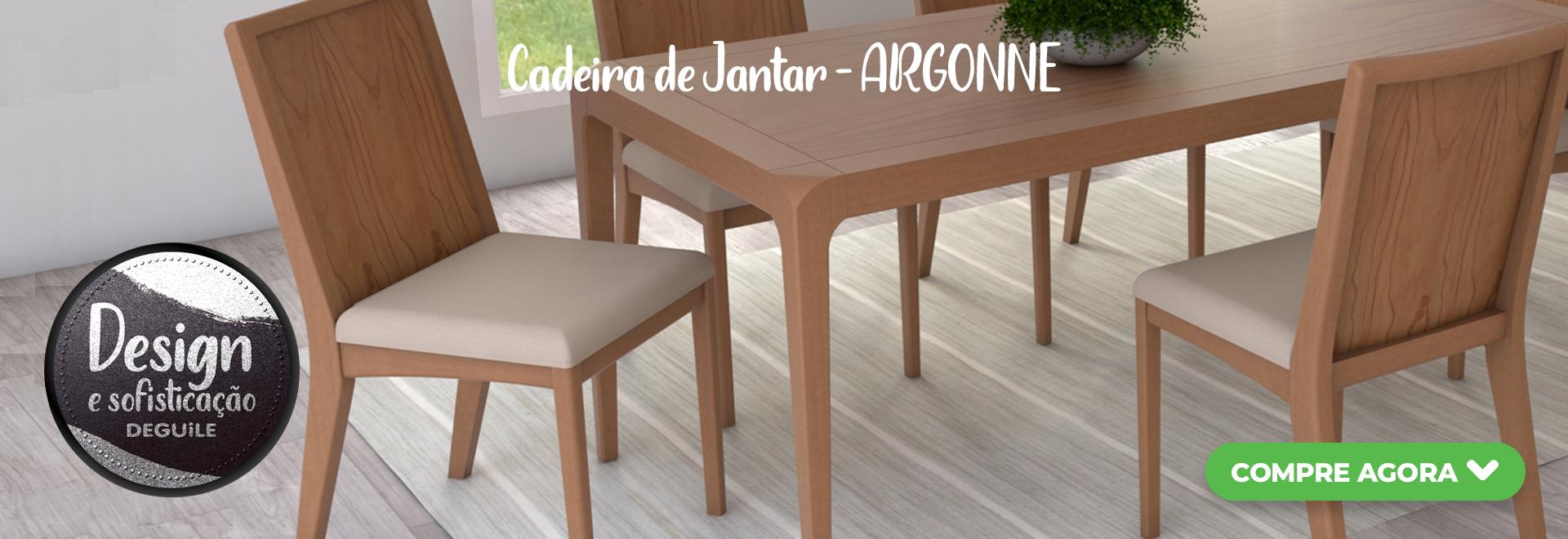 Cadeira de Jantar - ARGONNE