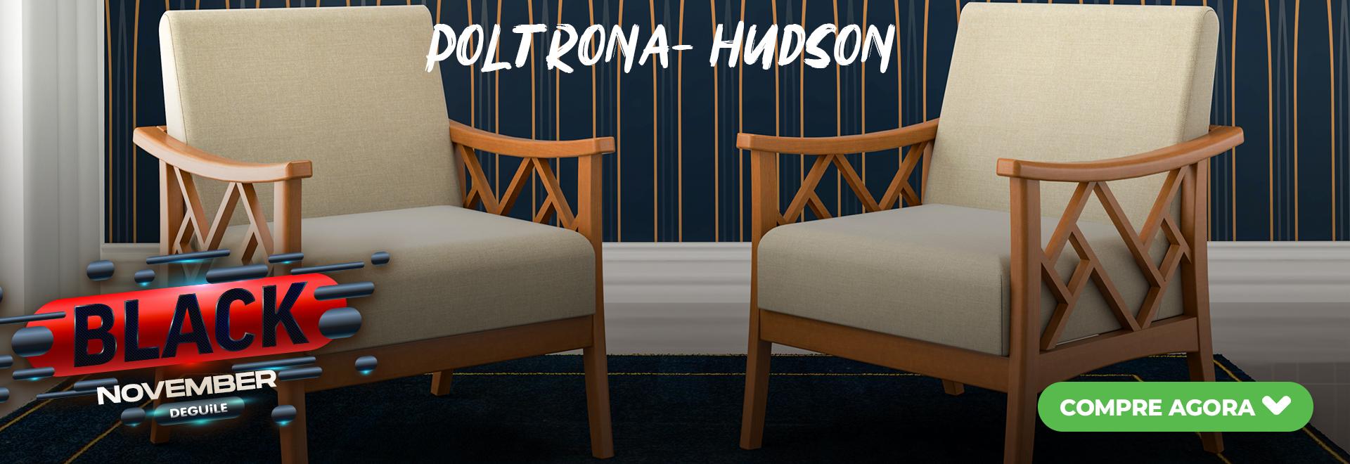 Poltrona - HUDSON