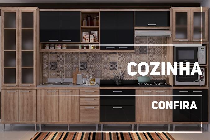 Aqui da DEGUILE você encontra tudo sobre Cozinha. Kits Completos modulados, para todos as medidas, cores e acabamentos.