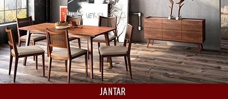Aqui da DEGUILE você encontra tudo sobre Sala de Jantar. Buffet, Cadeiras, Mesa, Base de Mesas, Cristaleiras e até mesmo uma Linhas Clássica de Jantar.