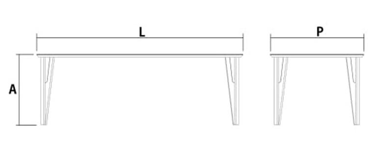 Especificações técnica do produto