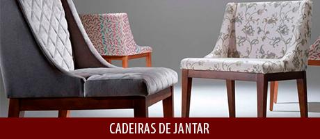 Na DEGUILE, você encontra diversos modelos de Cadeiras de Jantar. Produtos em madeira Maciça, tivermos modelos, tamanhos, e cores, além de tecidos e revestimentos.