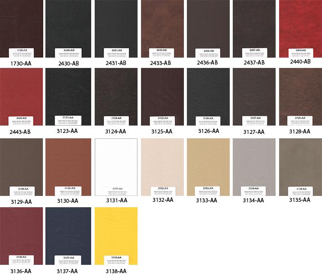 Temos diversos tecidos para você escolher
